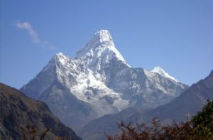 Ama Dablam Climbing, Hiking in the Most Beautiful Mountain in the World