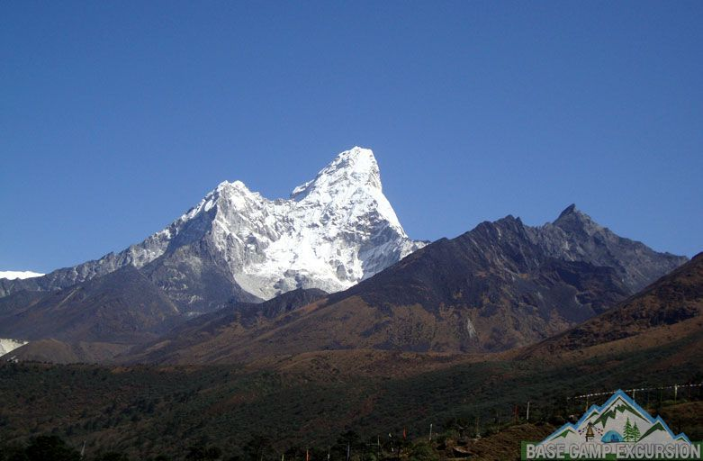Ama Dablam base camp trek to AmaDablam base camp