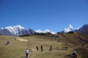 Best Mount Everest view point