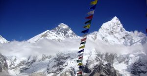 Mount Everest base camp trek Nepal side - Everest base camp trek