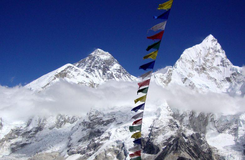 Mount Everest base camp trek Nepal side - Mt Everest base camp trek