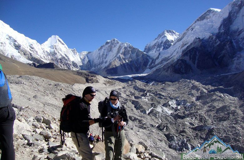 How to avoid altitude sickness when walking to Everest base camp - Altitude acclimatization to minimize high altitude sickness on Everest base camp trek