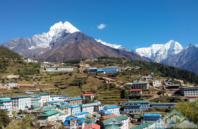 Everest base camp trek best time of year - When is the best time to trek to Everest base camp