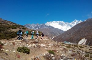 Everest base camp trek difficulty - How hard is it to climb to Everest base camp