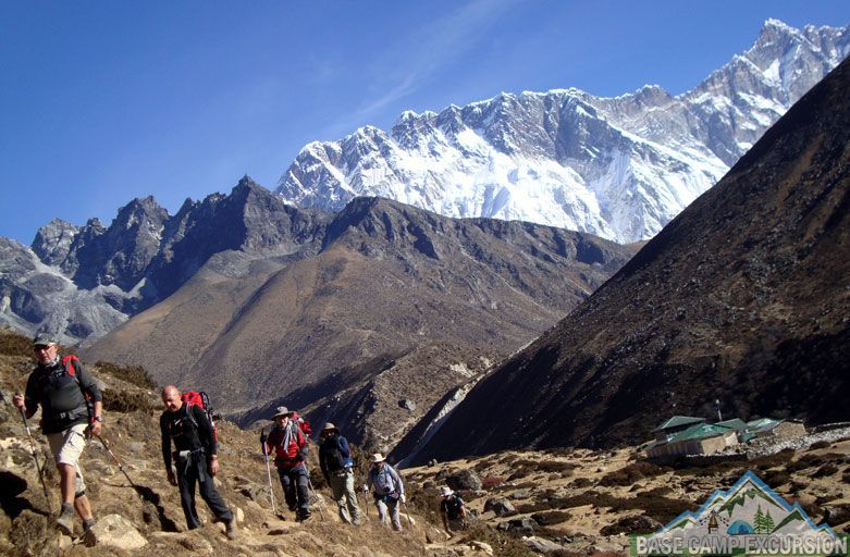 Everest base camp trek fitness level - How fit do you need to be for Everest base camp