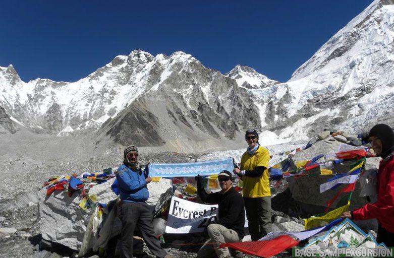 Everest base camp trek itinerary - Everest base camp trekking itinerary