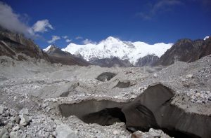 Everest three pass trek Khumbu - Everest high passes trek