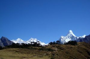 Luxury Everest panorama trek - Mount Everest panorama trek package