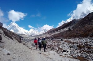 Mount Everest tourism statistics Nepal - How many tourists visit Mount Everest each year