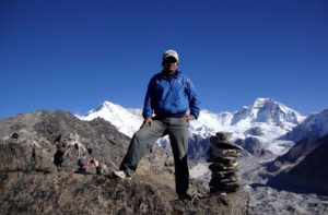 Everest via Gokyo Lakes Trek Nepal