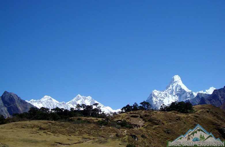 Easy Mount Everest view trek takes to best Everest view point of Nepal