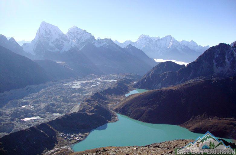 How To Get To Gokyo Lakes Kathmandu To Gokyo Lakes Via Namche