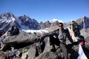Gokyo Ri Trek Map and Cost