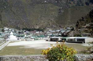 Sir Edmund Hillary Built His First Sherpa School 50 Years Ago in Khumjung
