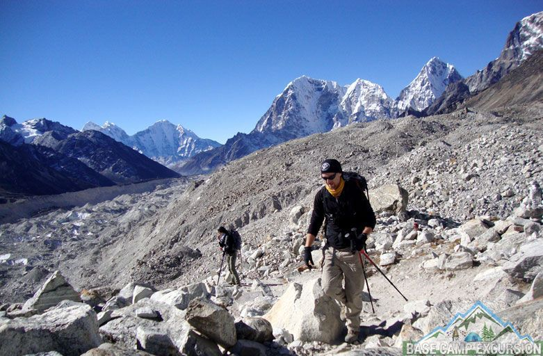 How long does it take to get to base camp Mount Everest - how many days to trek to everest base camp