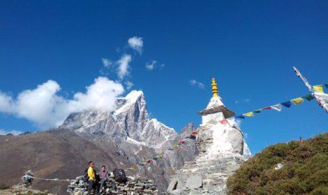 Everest base camp trek via Jiri - jiri to everest base camp trek via namche bazaar