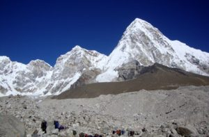Everest Base Camp Trek & Kala Patthar hiking Nepal