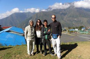 Kathmandu to gokyo lake