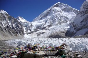 Climbing the Khumbu Icefall - Climbing the Khumbu photos
