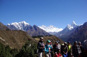 Mount Everest base camp trek photos - Images of Everest base camp photo gallery