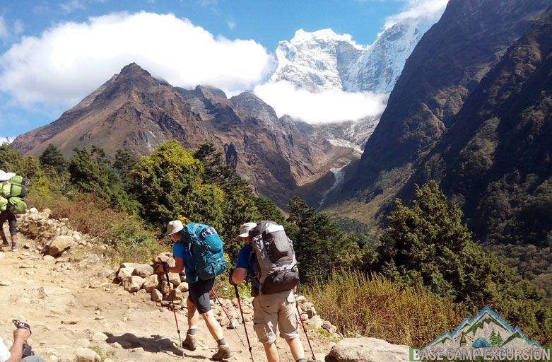 Off-season Mount Everest base camp trek in June, July, August and December