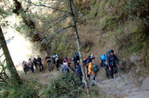 Mount Everest tourism facts