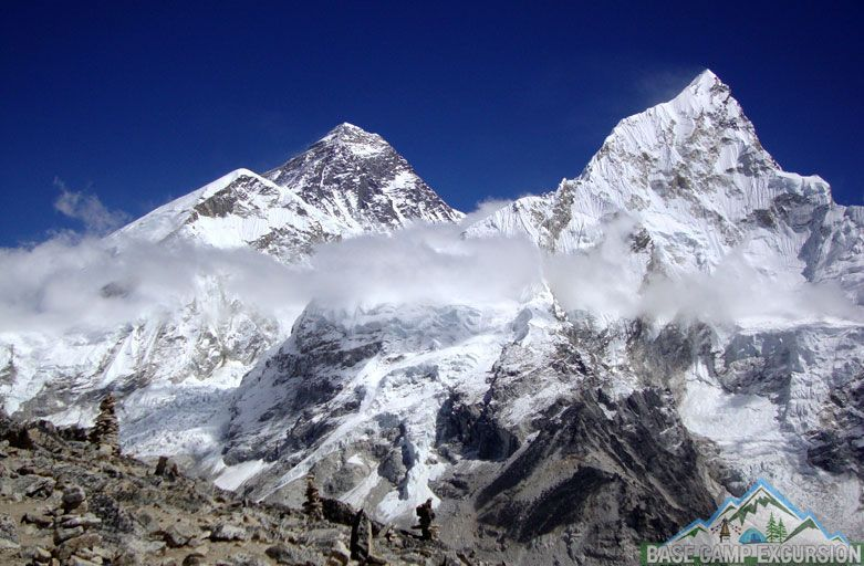 Mount Everest - Where is Mount Everest located at in the world map