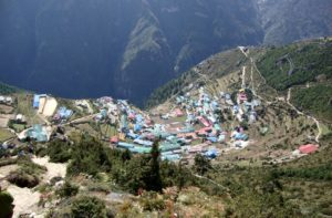 Facts about Namche Bazaar for Trekkers in Mount Everest Region