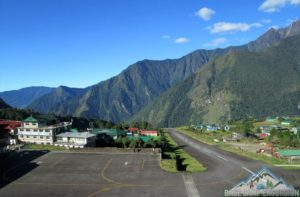 Nepal airport to go for Everest base camp trek, arrival and departure from Kathmandu airport in Nepal