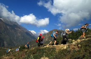 Statistics of Everest region tourism in Nepal information, packages & importance of Nepal tourism industry