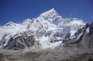 Everest, Lhotse and Nuptse Traverse
