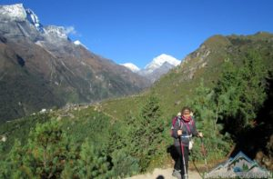 Solo girl on Everest base camp trek advice & EBC solo trek tips
