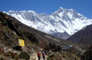 somare - Mount everest base camp trek route