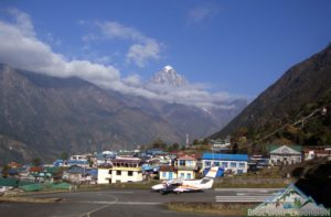 Summit air Nepal, Kathmandu to Lukla flight cost with flight schedule and ticket booking info