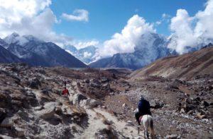 Tourism in Khumbu region - explore Sagarmatha Nepal