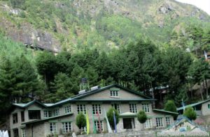 Trekking lodges of Yeti Mountain Home a chain of resort hotels in Everest area, stay at luxury Yeti mountain lodge
