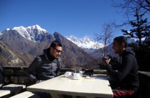 Day Hikes From Namche Bazaar