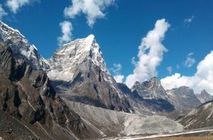 Trekking to Everest base camp trek in August Mount Everest trip