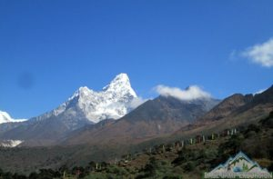 Planning go for Everest base camp trek in September Gather the information about weather, climate and temperature before trekking to Everest base camp in September