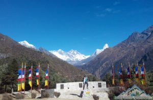 Everest base camp trek in December is best time to walk around the Mount Everest. Weather; climate and temperature are really magnificent visit Mount Everest base camp in December
