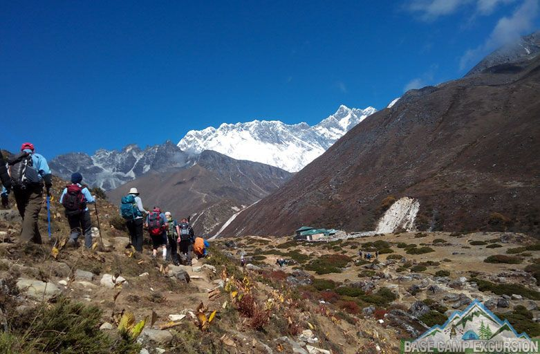 Mount Everest base camp trek guide - Travel to EBC trek Nepal