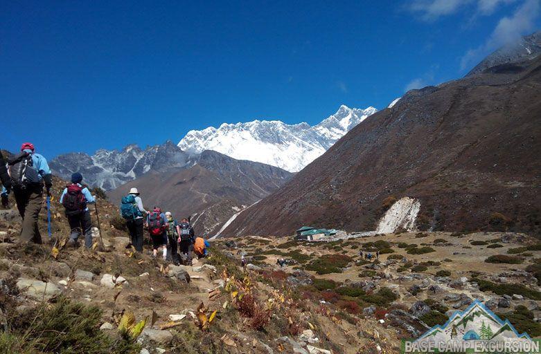 Mount Everest base camp trek guide - Travel to EBC trek Nepal
