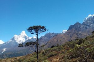 Explore Himalaya Everest base camp trek in November - Everest trip