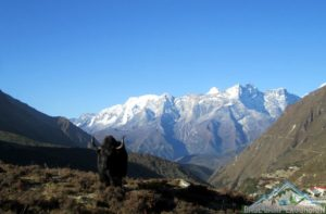 Everest holidays vacation package to visit Mount Everest base camp Nepal