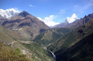 Everest trekking - Everest Sherpa village trek