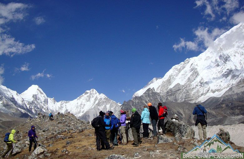 Fixed departure Mt Everest base camp trek March, April & May