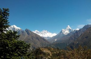 Hiking to Everest base camp - Autumn season all inclusive Everest base camp trek in Nepal