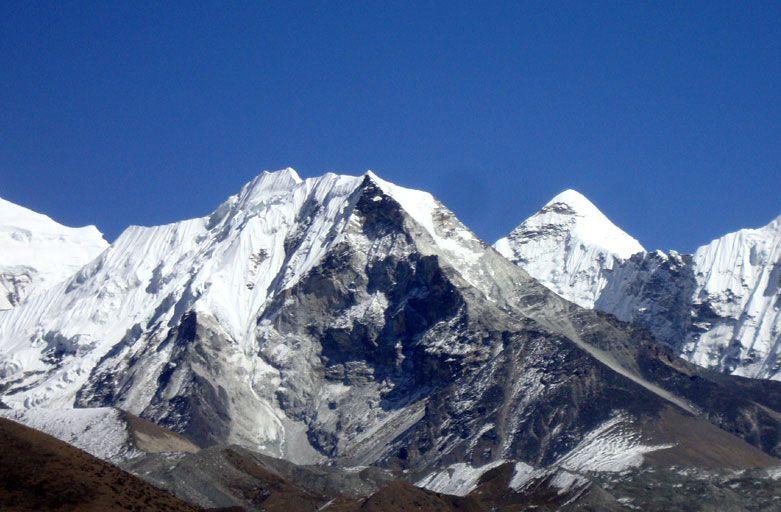 Island peak climbing - climb Island peak Nepal