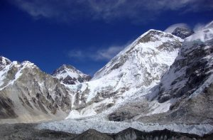 Khumbu Icefall - Who are the Sherpas of Mount Everest - Sherpa people Nepal