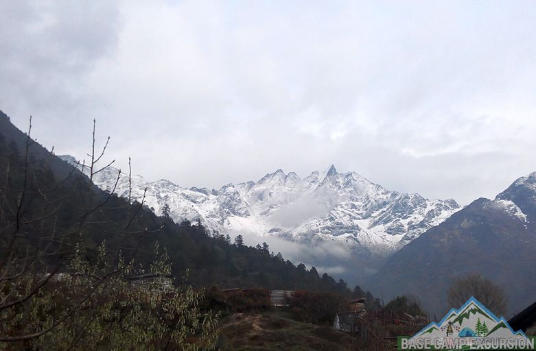Way to Mount Mera peak climbing summit cost with Mera peak climbing itinerary